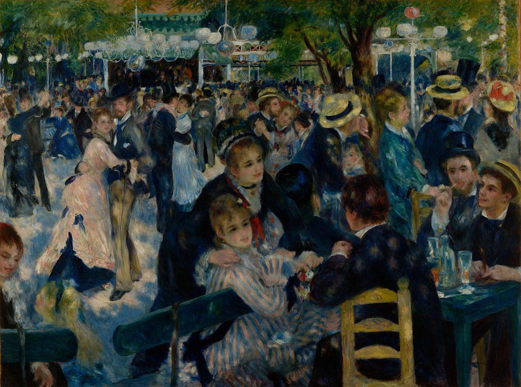 Manet dipinge il funerale di Baudelaire