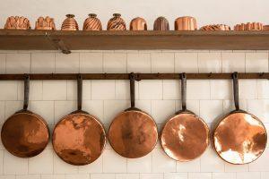 Padelle: oggetti comuni con una storia millenaria