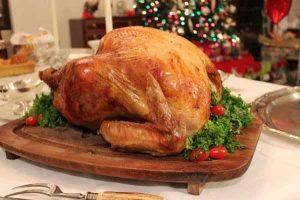 Piatti tipici americani: il tacchino del ringraziamento