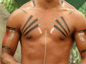 Alcuni tratti particolari dell'arte Aborigena in Australia